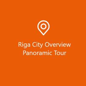 Riga City Overview Panoramic Tour | BIGI SIA